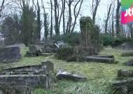 프랑스 유대인 공동묘지 훼손 범인 알고 보니 10대들
