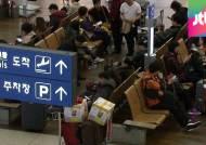 고향 대신 해외로…설 공항 이용객 78만명 '사상 최대'