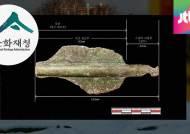 '희귀 유물 발굴됐는데…' 문화재청도 몰랐다? 의혹 증폭