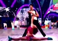 부상이라더니 TV쇼는 출연…소트니코바, 댄스 삼매경