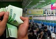 물가상승률 석달째 '0%대 행진'…커지는 디플레 우려