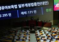 '아동폭력' 야단법석 떨더니…표결 때 사라진 의원 76명