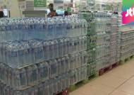 생수·탄산수 시장 날로 성장…수돗물 이용은 '주춤'
