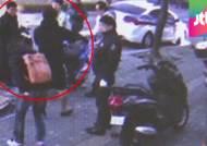 절도범 의심에 테이저건까지…경찰 과잉진압 논란