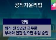 '재취업 막차 타자' 고위 공무원 49명 우르르 사표 제출
