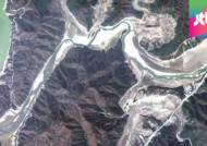 우주에서도 생생하게 보이는 중부지방 '가뭄의 현장'