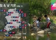 [날씨] 전국 30도 안팎…'초여름 날씨' 다음주 초까지