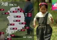 전국 한낮에 초여름 날씨…강릉 31도·대구 30도까지 올라