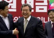 '진격의 김무성' 겸손 모드…청와대 일각에선 긴장, 왜?