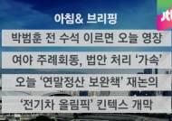 '직권 남용·횡령 혐의' 박범훈 이르면 오늘 영장 청구