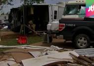 미 텍사스 등 6개 주 토네이도 강타…곳곳 피해 속출