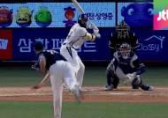 3연타석포 테임즈 '크레이지 모드'…홈런 단독 선두