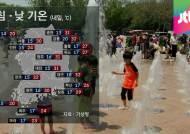 [날씨] 내일도 불볕 더위 기승…오존 농도 '나쁨' 수준