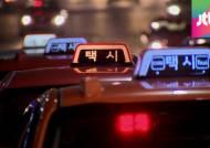 '불금' 강남역 택시 합승 허용 … 3명 탈 땐 동성끼리만