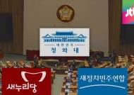 '국회법 개정안' 대립, 청와대-정치권 갈등으로 확전