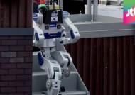 능숙한 몸놀림…카이스트 휴보, 세계 최고 재난로봇 됐다