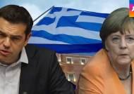 그리스 디폴트 사태, '치프라스 vs 메르켈' 대결 구도