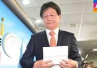 """[여당] """"헌법 가치 지키고 싶었다""""…'신보수' 날개 꺾인 유승민"""
