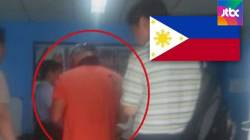 필리핀으로 도피한 조폭, 경찰 합동 검거 작전에 '덜미'