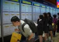 올 상반기 20대 실업자 41만 명…2000년 이후 최대치