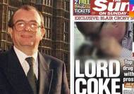 성매매 여성과 마약 흡입한 영국 상원 부의장 사퇴