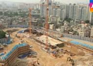 주변 공사장 소음·진동에 위협…아파트 주민들 불안