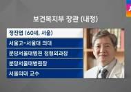 문형표 경질…복지부 장관에 '의사' 출신 정진엽 내정