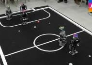 '로봇들의 축구 전쟁' 대전서 FIRA 로보월드컵 개막
