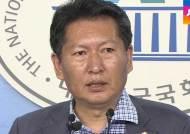 """""""'막말 논란' 정청래, 당직 자격정지 6개월 징계 확정"""""""
