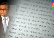 [단독] 법원, '별장 성접대' 의혹 재정 신청 지난 달 기각