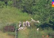 에어쇼 '곡예 비행' 연습하다…비행기 추락 1명 사망