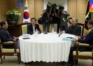 재개된 노사정위, 핵심쟁점 집중 논의…막판 타협 시도