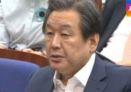 """""""김무성 흔들기, 박 대통령 레임덕 재촉"""" 비박의 반격"""
