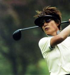 감나무채로 210m LPGA 한국인 첫 우승 여자 골프 전설 구옥희