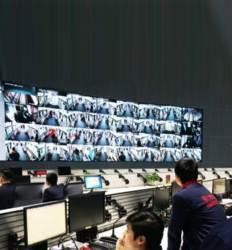 수상한 중국산 CCTV 美대사관 영상이 샜다