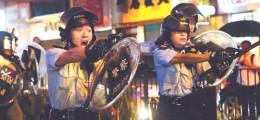 최루탄·물대포에 총도 쐈다 최악으로 치닫는 홍콩 사태