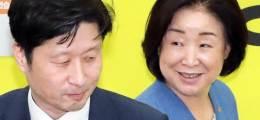 심상정, 조국 '간이 청문회' 100분