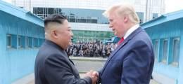 김정은, 트럼프에 비밀친서