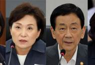유은혜·김현미·진영·박영선 총선 불출마