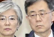 'F워드' 지라시 돌자···김현종, 영어싸움 급휴전