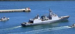 그곳선 어뢰·드론 은밀히 온다 청해부대의 호르무즈 경계 1호