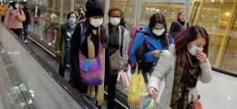 """""""전세기 언제 오나"""" 귀국 문의 폭주 전쟁터 방불케한 우한 총영사관 상황"""