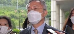 '코로나 혼밥' 의사도 재판 나왔는데 회견 가겠다는 최강욱의 법정 무시