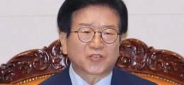 """통합당 퇴장 후 박병석 의장 선출 김종인 """"굉장히 나쁜 선례 남겼다"""""""