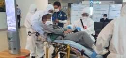 인천공항 넉달 노숙, 결국 쓰러졌다 발 묶인 베트남계 미국인의 속사정