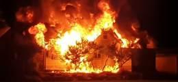 가평 일가족 주택 화재 참사 흉기 들고 나타난 막내 미스터리