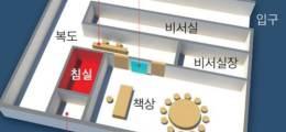 """성추행 장소 지목된 박원순 침실 """"비서 외엔 있는지도 잘 모르는 곳"""""""