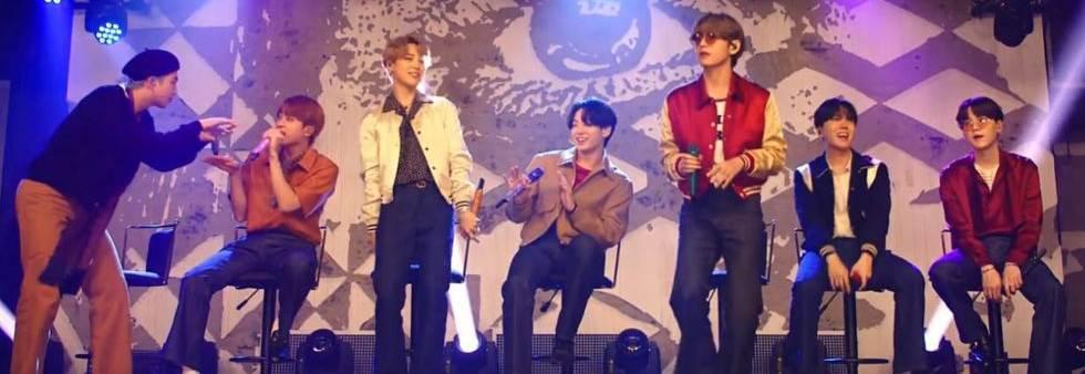 BTS의 글로벌 성공은<br/>기술+예술의 결과