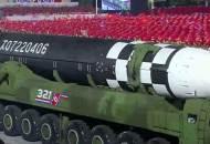 美 본토까지 사거리 늘렸다···北, 신형 ICBM 공개