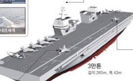 북한군 옆구리 찌를 경항모…도발 억제와 동맹 강화 수단